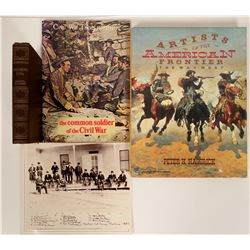 Western Books & Photo / 4 Items  #109728