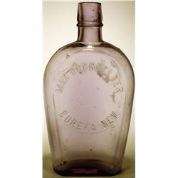 Whiskey Flask / Coffin Max Oberfelder.  #89511