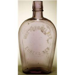 Whiskey Flask / Coffin Max Oberfelder.  #89511