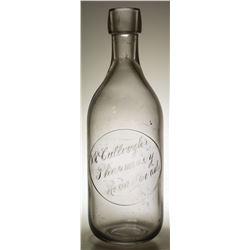 Mc Cullough Pharmacy Citrate  Bottle  #59216