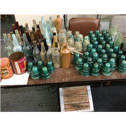 Antique Bottle and Insulator Group, V&TRR Depot  #110877