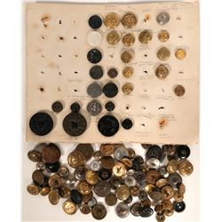 Antique Button-Palooza for Collectors  #109189