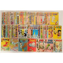 Harvey Comics Box   #109363