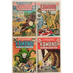 Kamandi The Last Boy on Earth  #109236