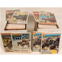 Five Different Western Magazines - 2 Boxes  #108411