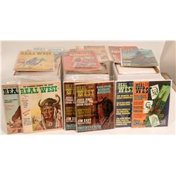 Real West Magazines - 3 Boxes  #108406