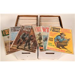West (The) Magazines - 2 Boxes  #108402