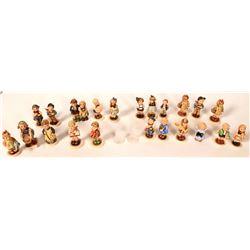 Hummel Figurines, Lot of 23, 1972-1979  #110154