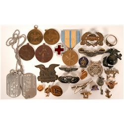 Military Insignia Bonanza  #109193