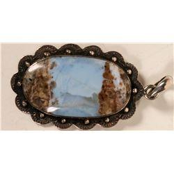 Opal pendant  #110660