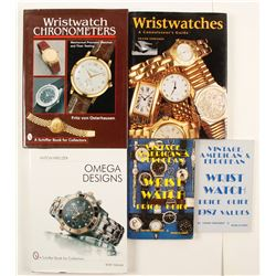 Wristwatch Reference Library (4)  #76951