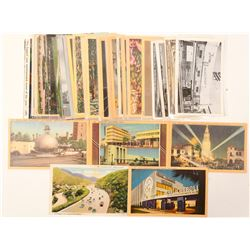 Hollywood/Beverly Hills, CA Postcards with RPC's  #102356