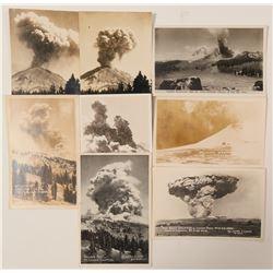 Mt. Lassen, CA Eruption RPC's  #102347