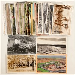 Pomona/Claremont, CA Postcards  #103293