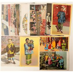 Chinese People In San Francisco, CA Postcards  #103332