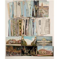Pan-Pac Postcard Collection  #103330