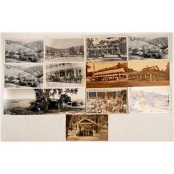 Siegler Springs, CA RPC Postcards  #103356