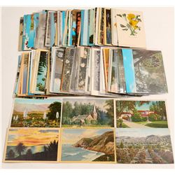 California Postcard Grab Bag   #103345
