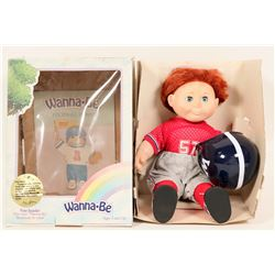 Wanna-Be doll  #103382