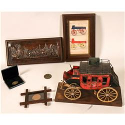 Wells Fargo Express Collection  #110727