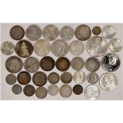 European Silver Coin Collection  #110620