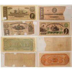 Confederate Currency  #109825