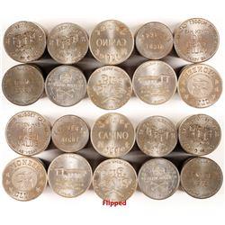 Ten Casino Medal Dies  #80711