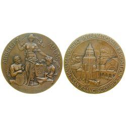 PPIE Arbetet Adlar Medal  #100341