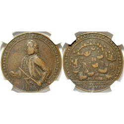 Admiral Vernon Medal  #91147