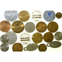 San Francisco Token Collection  #101680