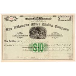 Arkansas River Mining Company  #106643