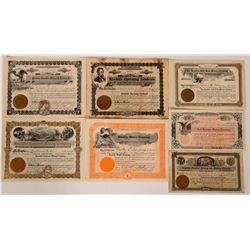 Rawhide Stock Group # 5 - Includes Chicago, Denver and San Francisco datelines  #105982