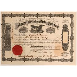 RelianceGold & Silver Mining Co.  #106179