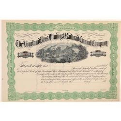 The Loveland Pass Mining & railroad Tunnel Co  #102471