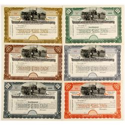 Tonopah and Goldfield Railroad Co  #83856