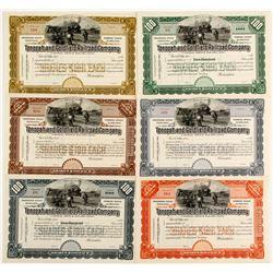 Tonopah and Goldfield Railroad Co  #83856