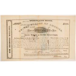 Syracuse, Binghamton and New York Railroad Co.  #106081