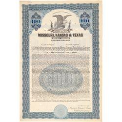 Missouri , Kansas, & Texas Railroad Co.  #102422