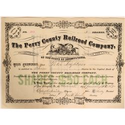 The Perry County Railroad Co.  #108649