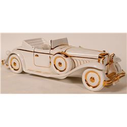 Duesenberg T Spider, 1935 Porcelain Ceramic Car, 1 of 500  #110267