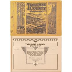 Railroad Booklet / Tuolumne County  #109664