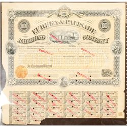 Eureka & Palisade Railroad Co  #101300