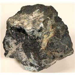 High-Grade Silver Ore, Battle Mtn, Nevada  #103087