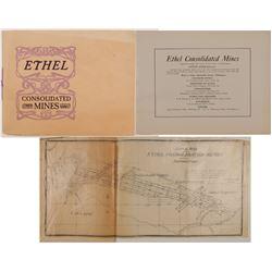 Mining Prospectus / Ethel Consolidated Mine  #109657