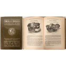 Mine & Smelter Supply Co. Catalog 24  #110781