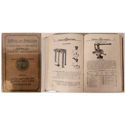 Mine & Smelter Supply Co. Catalog 54  #110783