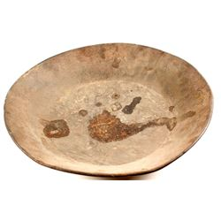Gold Pan, Antique, 16-inch  #91539