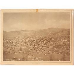 Cripple Creek 1897 Photograph Reprint  #105929