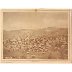 Cripple Creek 1897 Photograph Reprint  #105929