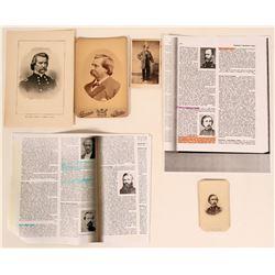 Civil War General Photographs (CDV)  #110609